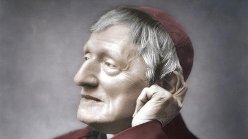 'Kindly light' Cardinal Newman is first English saint of modern era