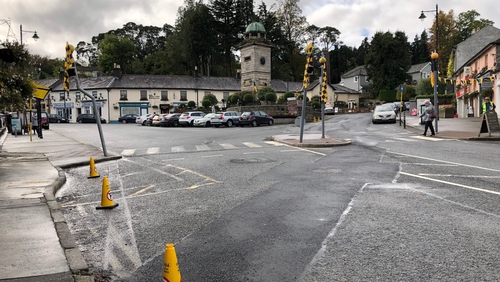 Local Councillor speaks about Enniskerry GAA fall incident