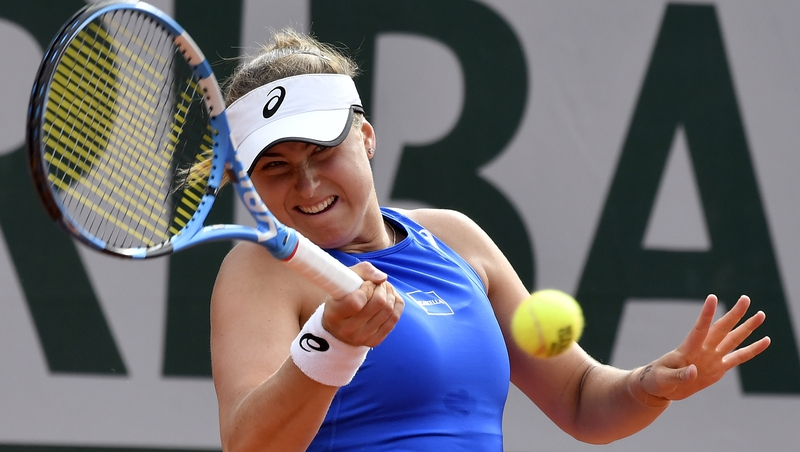 Peterson picks up Tianjin Open title