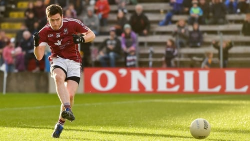 Oisin O'Connell's goal proved decisive