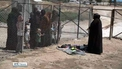 Hundreds of prisoners with links to IS escape from camp near Turkish border