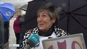 Protesters mark 1,000 days since collapse of Stormont