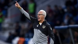 Mick McCarthy: 'I think everybody would have taken the position we're in now, going to Switzerland and if we win we qualify, if we beat Denmark we qualify.'