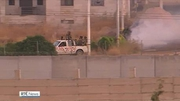 Nine News (Web): Hundreds of prisoners with links to IS escape from camp near Turkish border