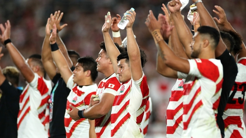 Japan have been a breath of fresh air at the World Cup