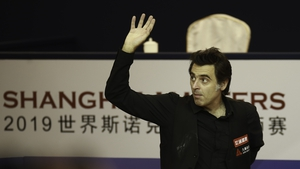 Ronnie O'Sullivan has not given an indication on the UK Championship