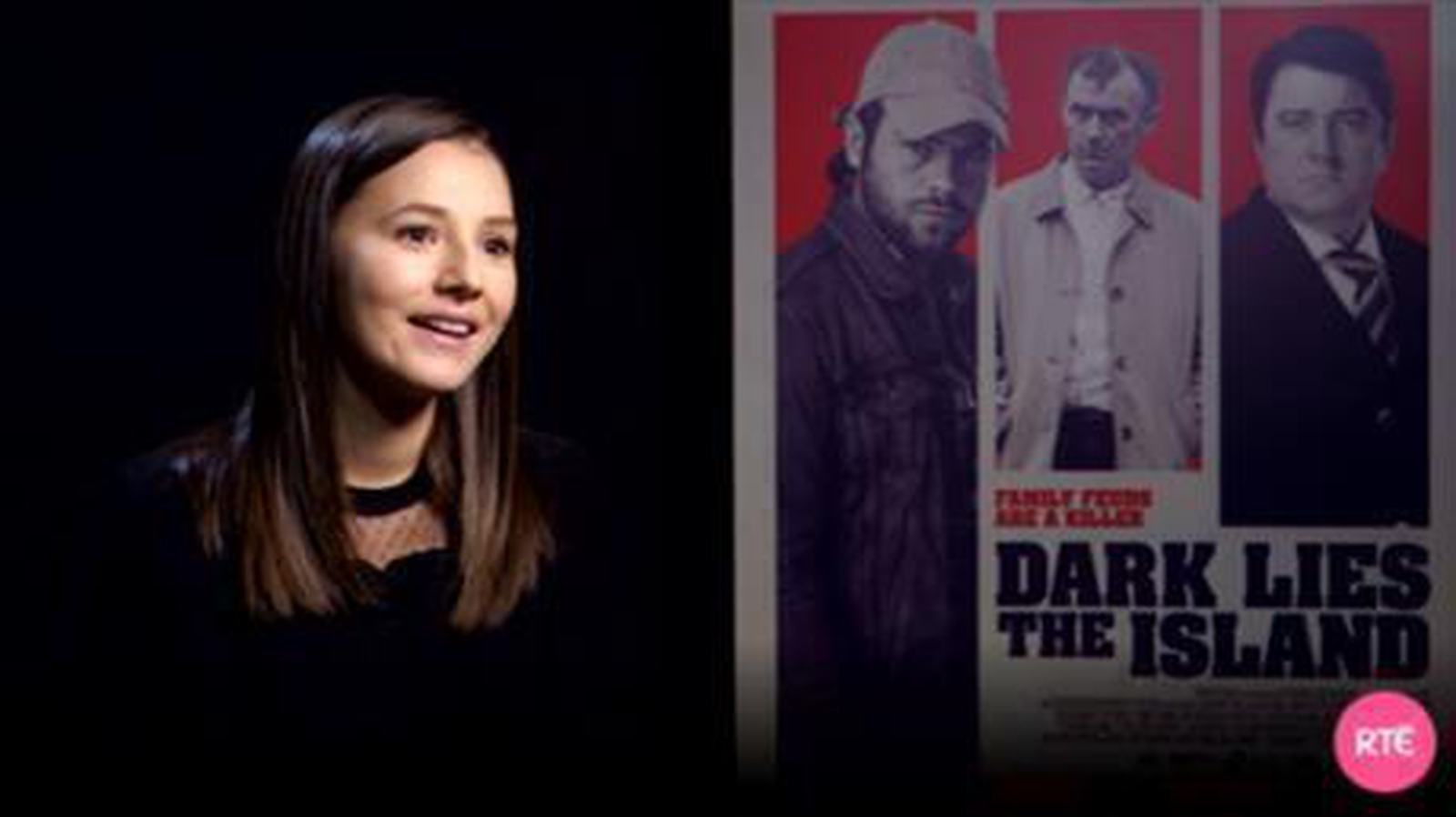 Charlie Murphy on making Dark Lies the Island