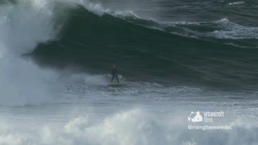 Curiarracht Surfála bainte amach ag déagóir as Albain in Éirinn