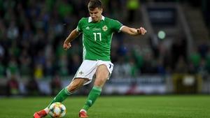 Paddy McNair (file pic)