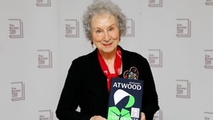 The Handmaids' Tale author Margaret Atwood