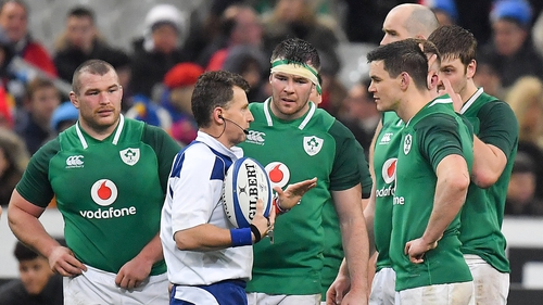 Owens will continue to ref Pro14 and Welsh domestic games
