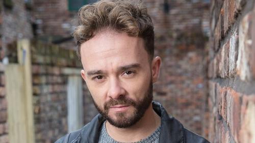 Jack P Shepherd plays David Platt on Corrie