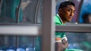 Bundee Aki will remain with the squad
