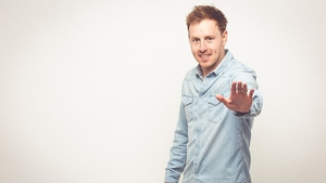 Comedian Andrew Ryan