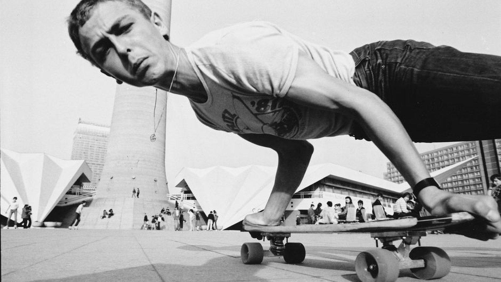 This Ain't California: Skateboard culture in East Berlin