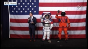 RTÉ News: NASA unveils next generation spacesuits