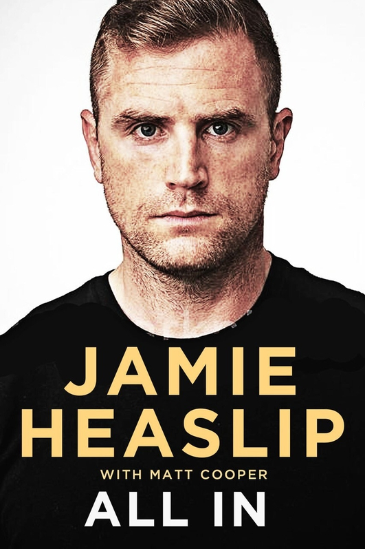 All In - Jamie Heaslip