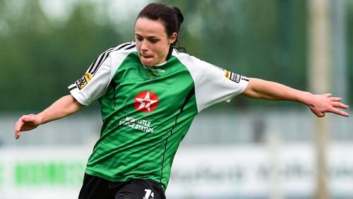 Aine O'Gorman has decided to return to international football
