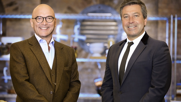 Gregg Wallace and John Torode host MasterChef