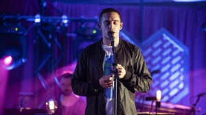 Dermot Kennedy at Other Voices in Berlin. Image: Eline J Duijsens
