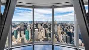The Empire State Building has a new 102nd floor observatory