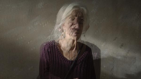 Dragana Jurišic (b.1975), Paula Meehan, 2018, Photograph, 90 x 105 cm, © Dragana Jurišic