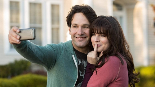 Paul Rudd and Aisling Bea in Living with Yourself