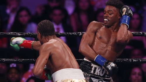 Boxing champ Errol Spence Jr. was drunk at time of crash: cops