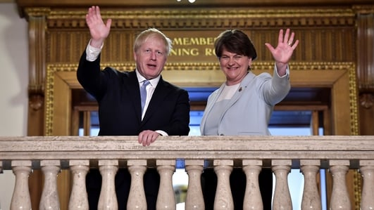 DUP and Brexit Deal