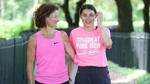 Photo: Great Pink Run Facebook