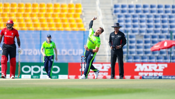 Mark Adair has been passed fit to travel to England for the three ODIs in Southampton