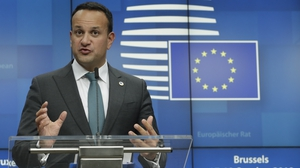 Leo Varadkar will attend the summit in Brussels today and tomorrow