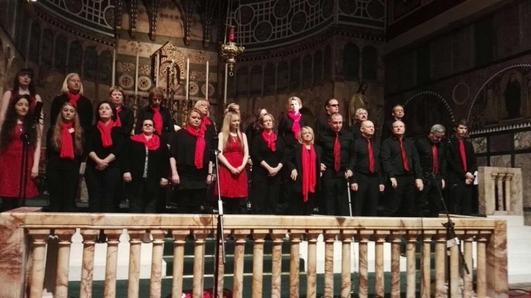 The Visionaries Choir
