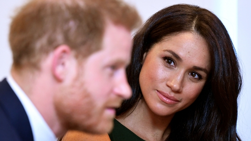Meghan Markle speaks about the struggles of becoming a mother