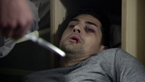 Josh is stabbed
