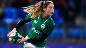 Eimear Considine comes in to face Wales
