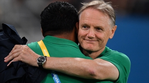 Joe Schmidt has a new challenge