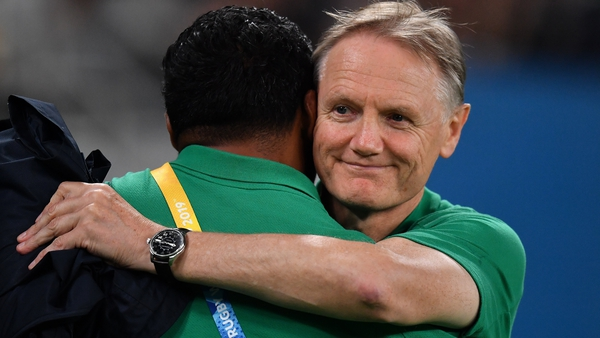 Joe Schmidt oversaw the most successful era in Irish rugby