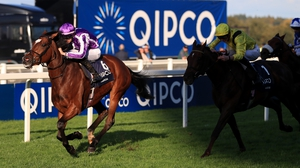 Magical ridden by Donnacha O'Brien held on to take the spoils