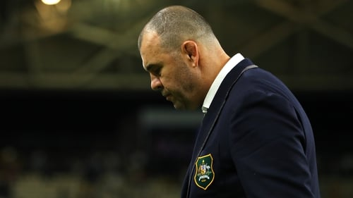 Michael Cheika had been in charge of the Wallabies since 2014 and saw his team finish as runners-up at the 2015 World Cup