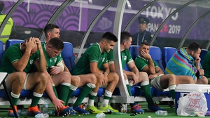 Ireland have failed to reach the semi-final for the ninth time in a row