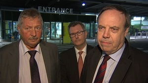 Nigel Dodds said there was no pleasure for the DUP in voting for the Letwin amendment