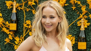 Jennifer Lawrence became engaged to Cooke Maroney eight months ago