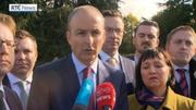 RTÉ News: 'I don't think it's acceptable' - Micheál Martin on Dáil votes controversy