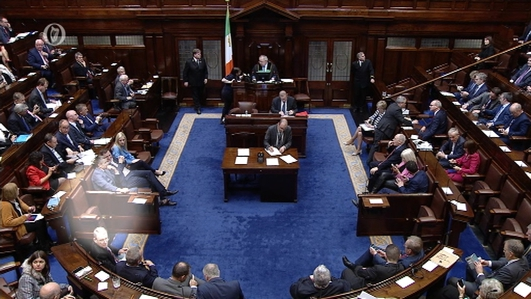 Second Fianna Fáil TD admits voting in another party member's name