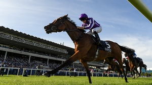 Aidan O'Brien's mare was a brilliant winner of the 10-furlong Group One last season and was last seen adding a fifth top-level success to her record in the Pretty Polly Stakes four weeks ago