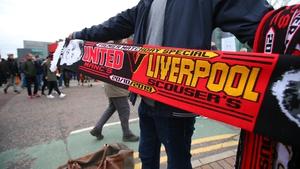 Kick-off at Anfield is at 4.30pm