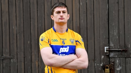 Clare senior hurler Conor Clearly looked like he had won the game for Miltown Malbay with an injury-time score to put his side a point up