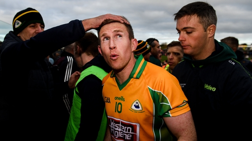 Gary Sice's late heroics gave Corofin another crack at a county title
