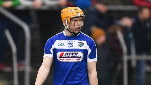 County star Mark Kavanagh landed the vast majority of the new champions scores, all from placed balls